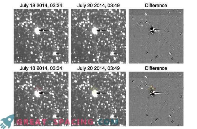 Misión New Horizons fotografiada satélite Pluto Hydra
