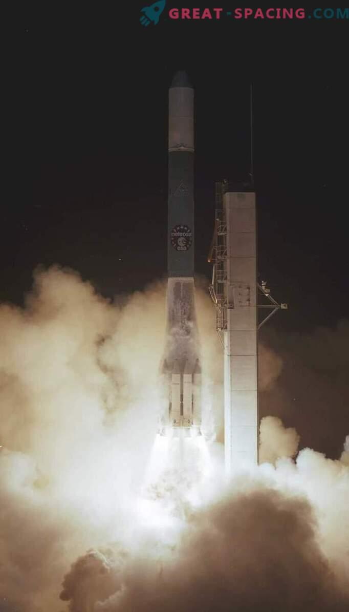 Los satélites meteorológicos celebran 40 años de trabajo