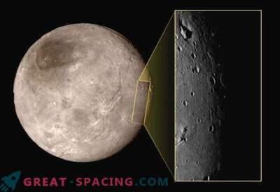 La NASA ha publicado nuevas fotos de Caronte