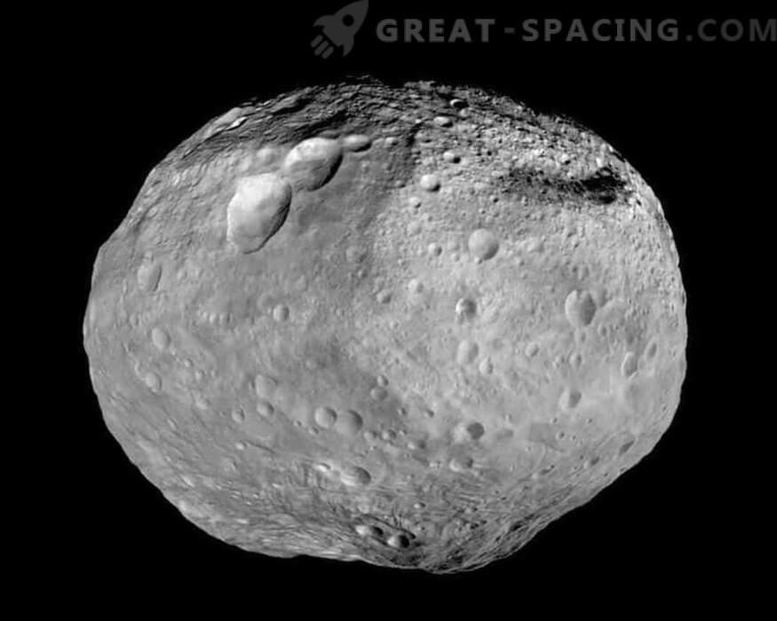 El origen del meteorito indica un posible nuevo asteroide