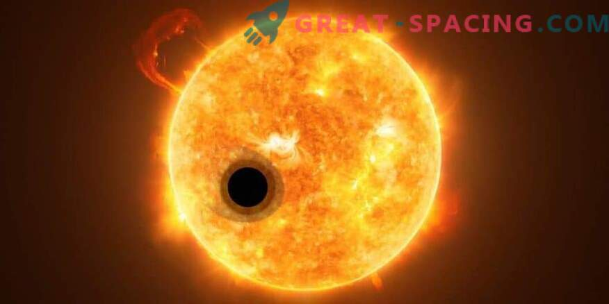Por primera vez, se encontró helio en un exoplaneta