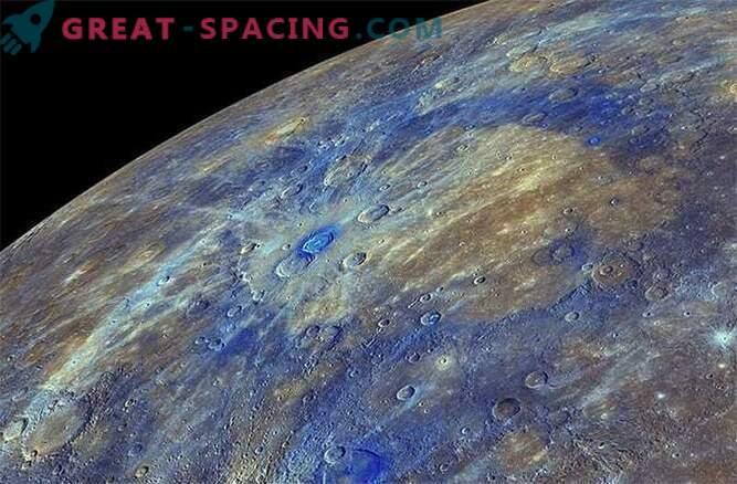 La corteza rica en carbono de Mercury resultó ser muy antigua