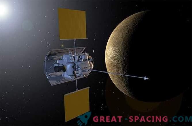 Una nave espacial observó un eclipse lunar de Mercurio