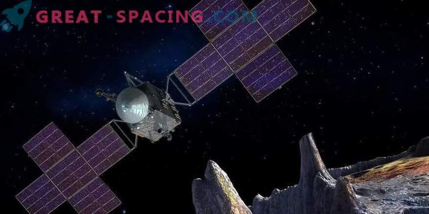 La NASA planea llegar al metal Psyche