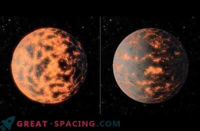 Los astrónomos han descubierto un volcanismo extremo en un exoplaneta