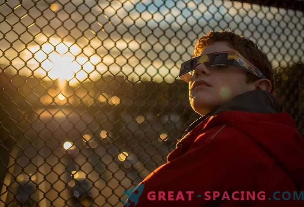 Únete a la ciencia durante el Gran Eclipse Americano