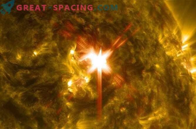La llamarada solar más poderosa eclipsó la radio