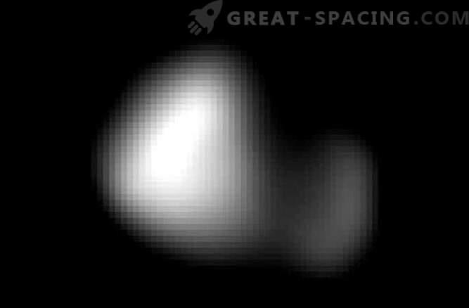 Los científicos recibieron la imagen de Pluto Satellite Kerber