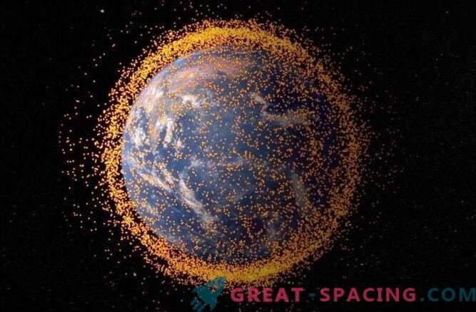 Reciclaje de desechos espaciales para vuelos a Marte