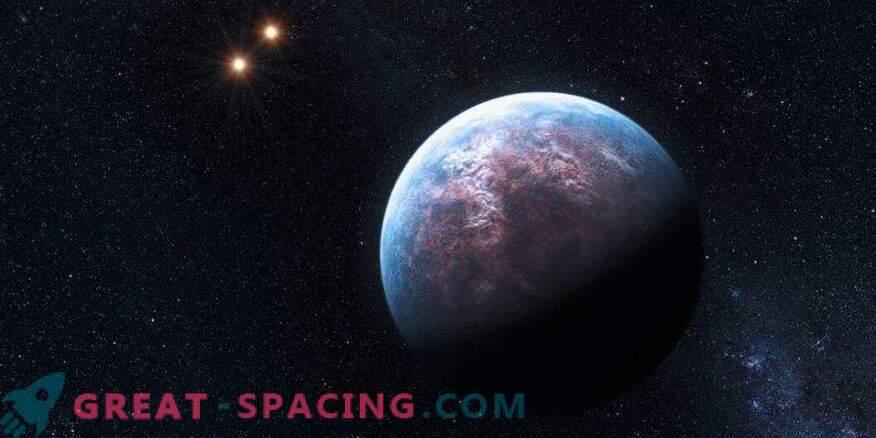 Los astrónomos descubrieron una copia de la Tierra a una distancia de 470 años luz